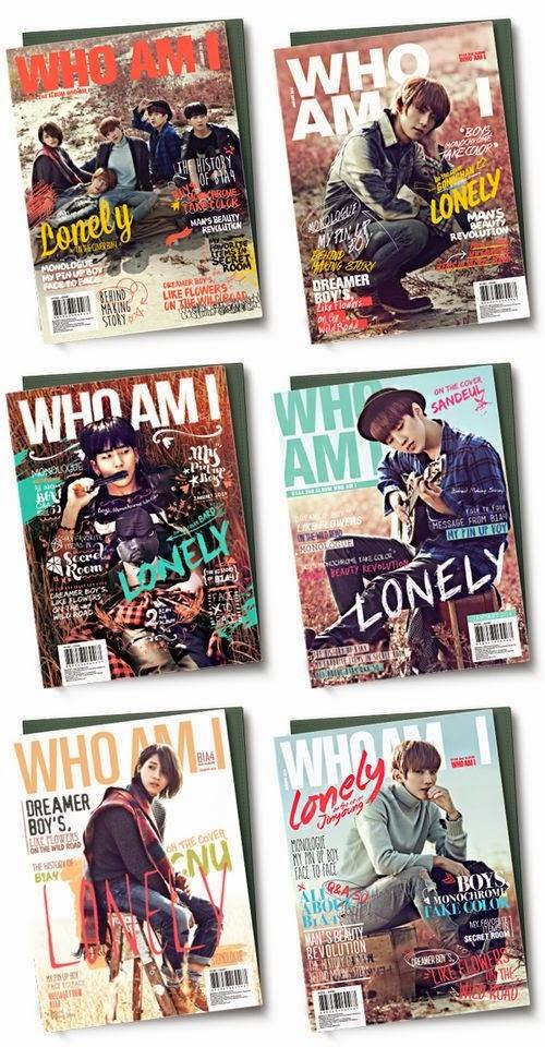B1A4 ��Lonely�� �le Geri D�n�yor! /// 04 Ocak 2014