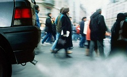 risking level of air pollution in UK