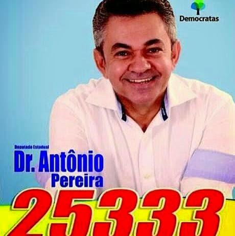 Dep. Antonio Pereira
