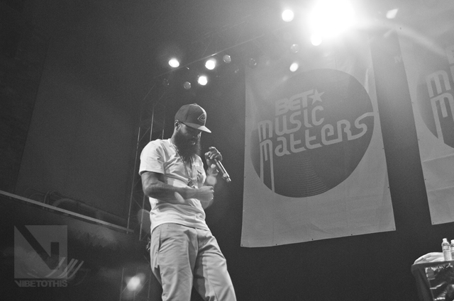 stalley vtt 2 Kendrick Lamar x Ab Soul x Jay Rock x Stalley / BET Music Matters Tour Live @ Rams Head, Baltimore, MD