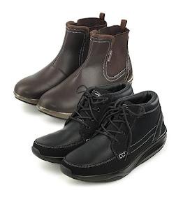 Nyerj Walkmaxx Comfort magasszárú cipőt!