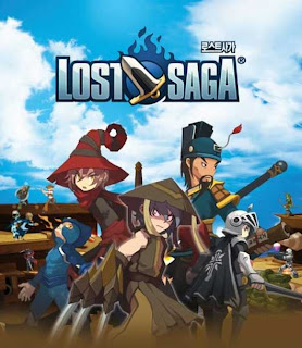 Cheat Lost Saga 3 Januari 2012 Skill No Delay + Peso + 1 Hit Crussade + No Penalty Out.