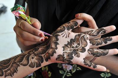Mehndi Diya Design : Mehndi rubab ch