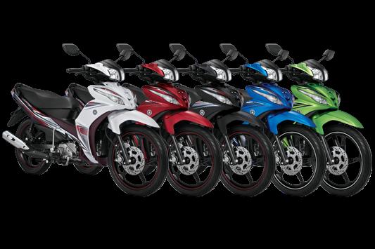 Harga Sepeda Motor Yamaha