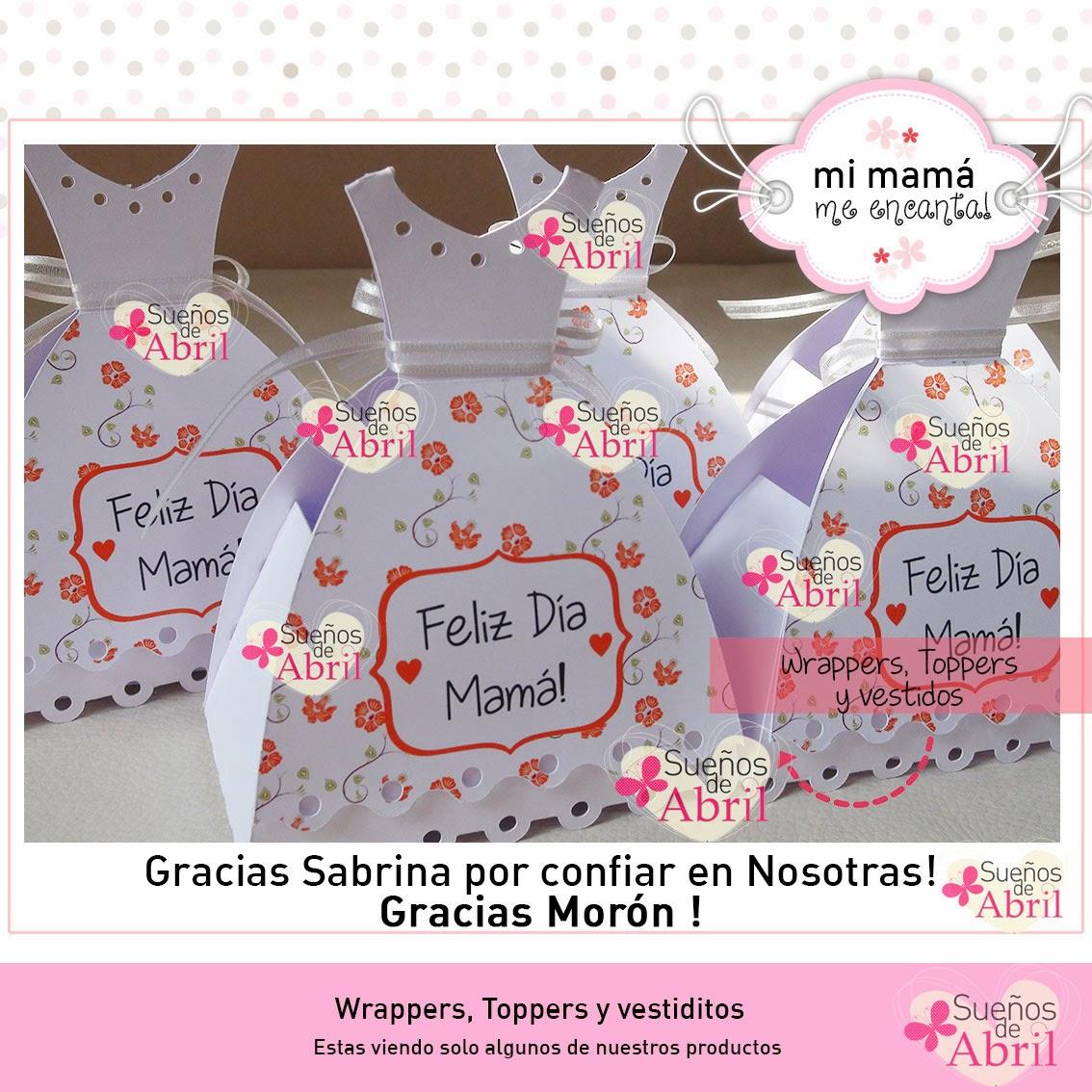Publicado por Souvenirs Sueños de Abril de Karina Passicot