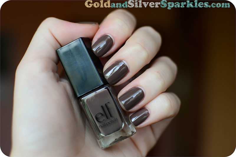 elf smoky brown