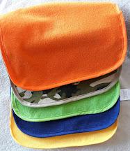 OFERTA - Baberos de tela e Impermeables para niño