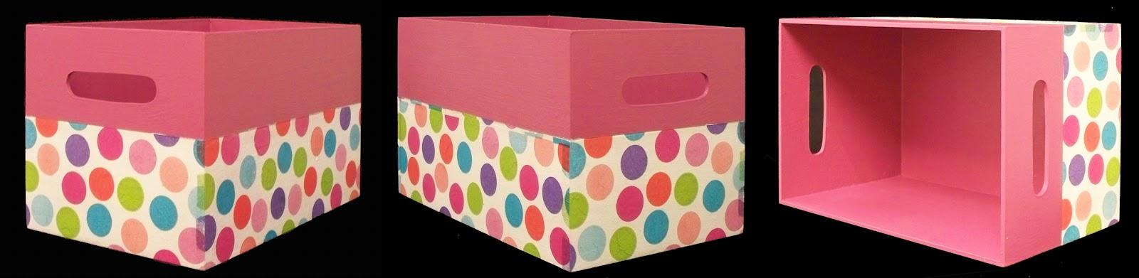Circulo encantado deco hogar for Decoracion de cajas