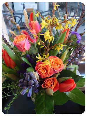 Donna Hogarth's flowers
