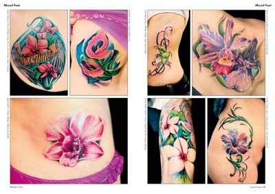 Compagni di strada e di viaggio ex compagni di viaggio for Tatuaggi fiori sul piede
