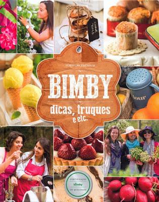 Livro Bimby dicas, truques e etc