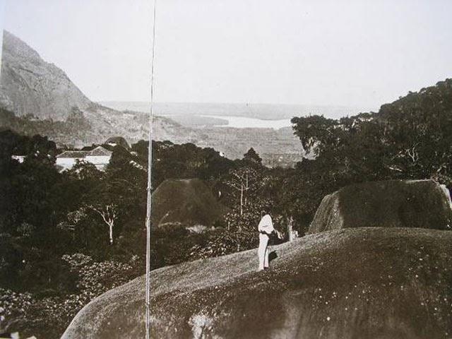 Passeios no Rio - Rocinha antigamente era uma fazenda