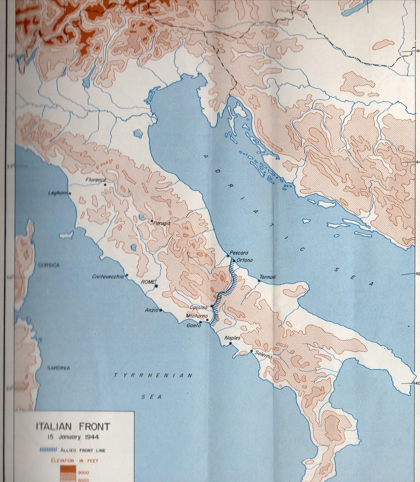 Dizionario Glossario 1944