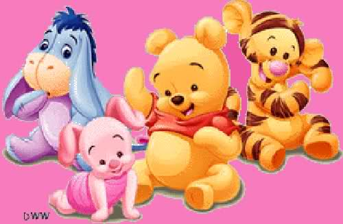 winnie the pooh character disorders and meanings full colour zone