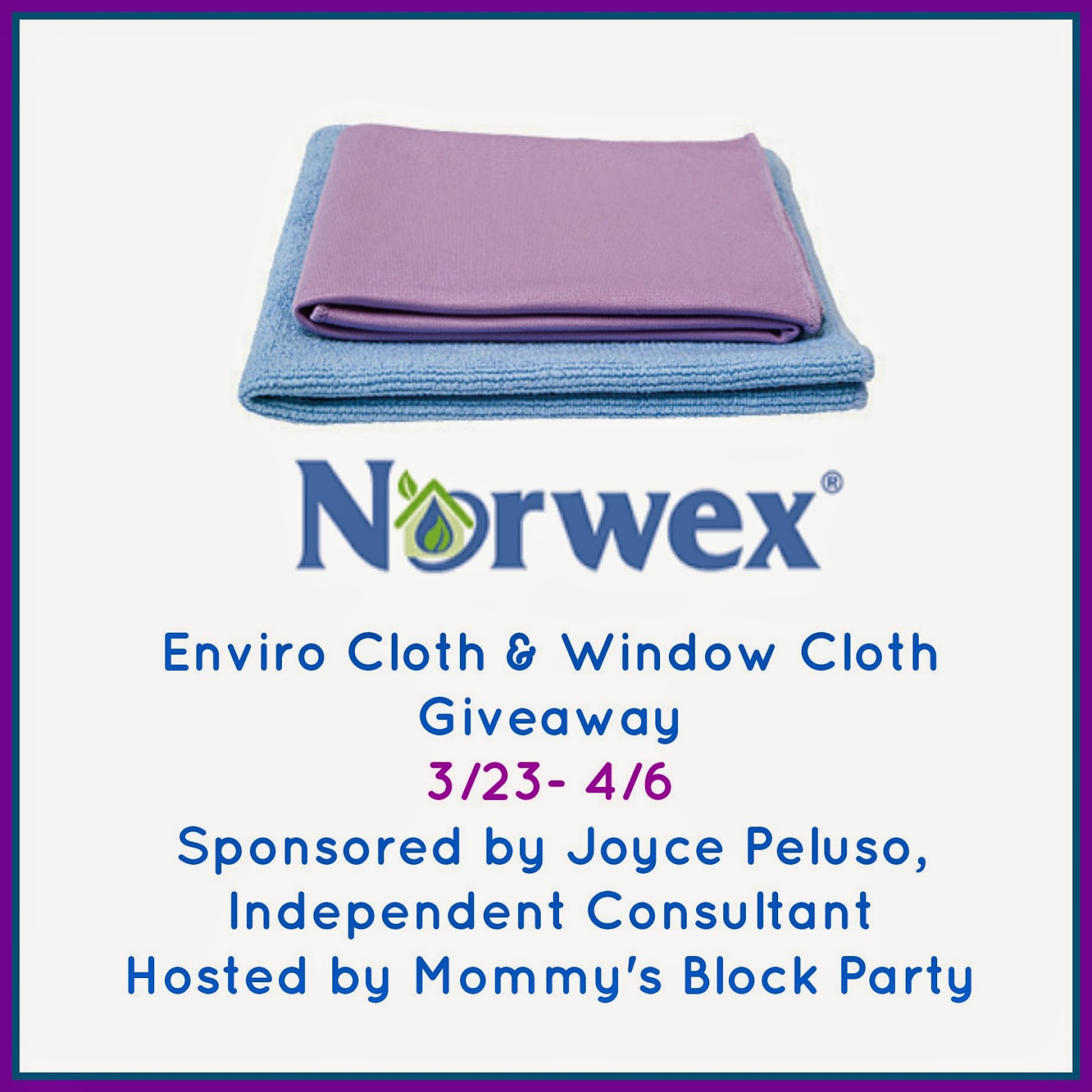 Mommy\'s Block Party: Change the Way You Clean with Norwex #Review ...