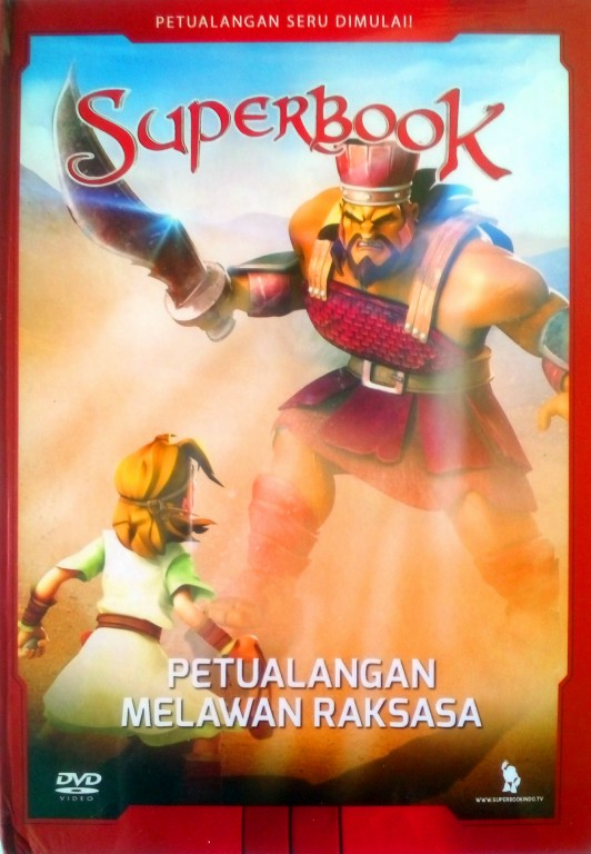 Superbook PETUALANGAN MELAWAN RAKSASA
