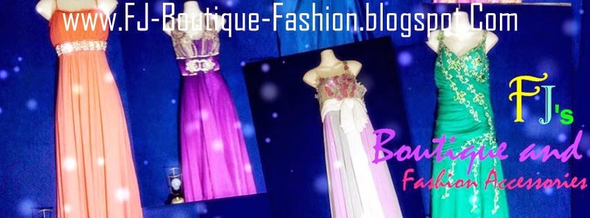 FJ's Boutique and Fashion Accessories