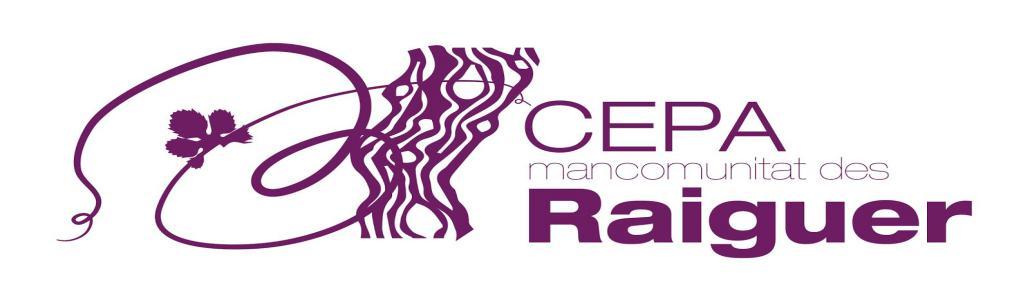 CEPA MANCOMUNITAT DES RAIGUER