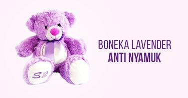 Boneka Lavender Anti Nyamuk