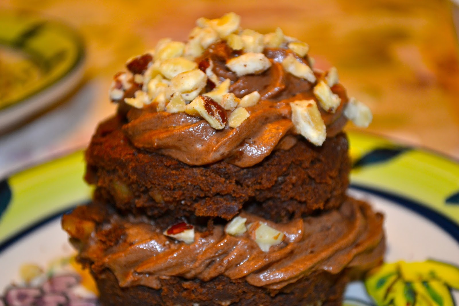 A Taste of Alaska: Chocolate Hazelnut Cake with Nutella Mousse
