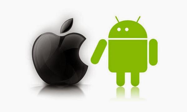 4 Hal yang Membuat iPhone Minder Terhadap Android