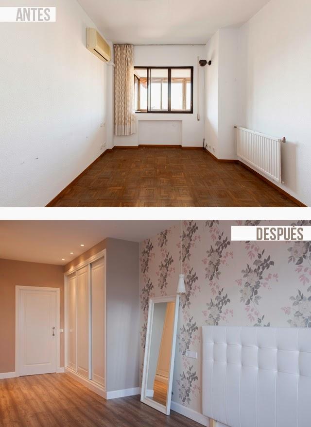 decoracion de interiores antes y después reforma integral hermanas bolena