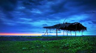 indahnya pantai sodong