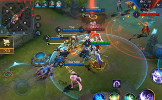 in Game Garena Liên Quân Mobile Hack