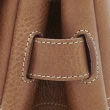 British Fashion Mulberry Bayswater Oak Natural Leather