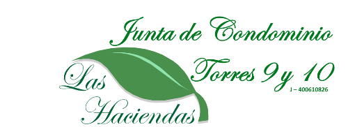 Junta de Condominio Torres 9 y 10 Las Haciendas