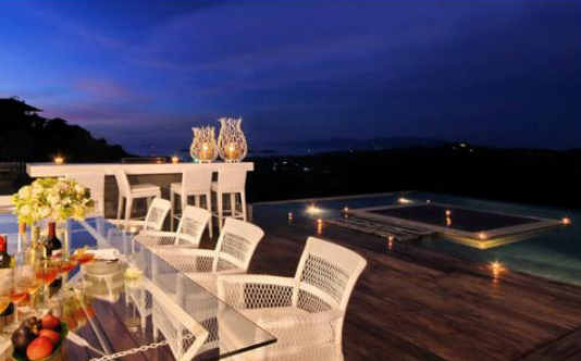 Vacation in Luxury and beautiful Villa Thailand