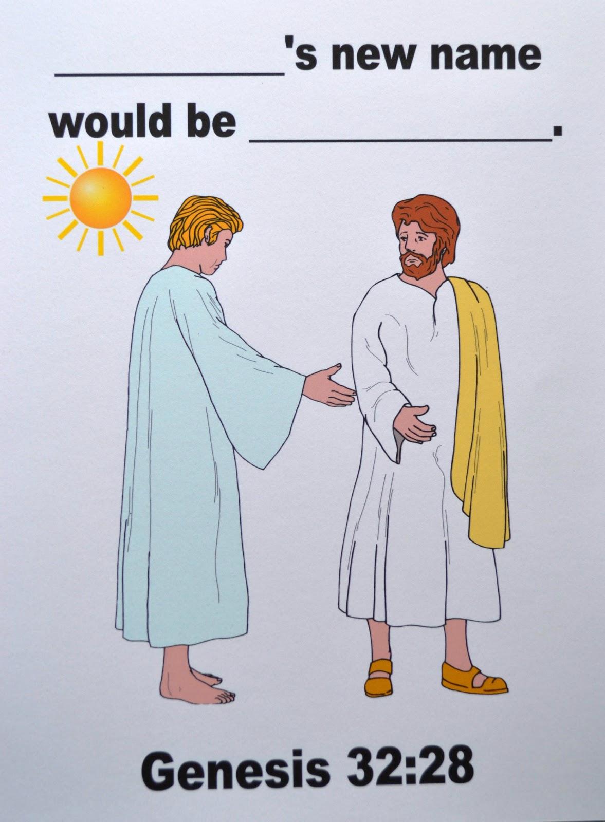 bible fun for kids genesis jacob u0026 his family