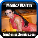 Monica Martin IFBB Pro Female Physique Competitor Thumbnail Image 3