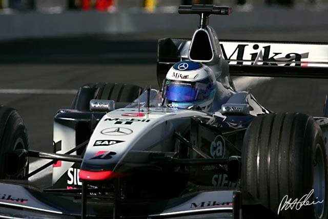 Amazing Pictures Mika Hakkinen Formula 1 Driver Profie And Images 2012