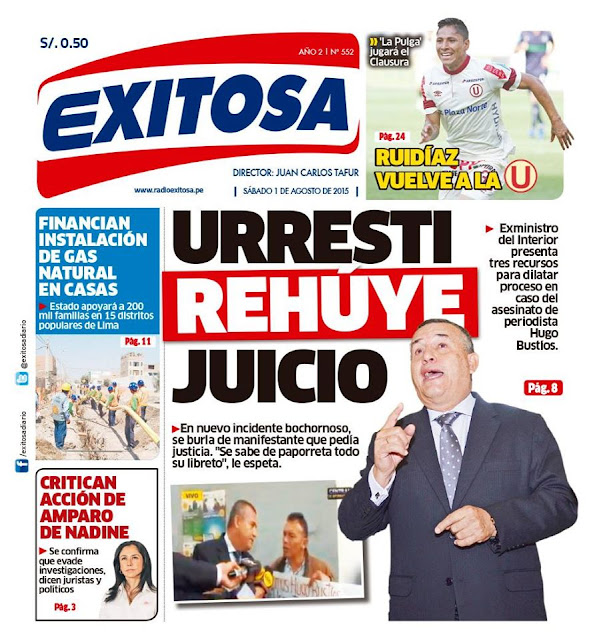 Exitosa Diario