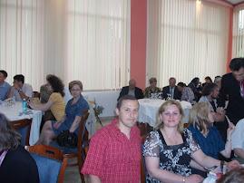 La simozionul judeţean România în secolul al XX-lea, cu Prof. Cristiana Şoimaru, 24.V.2011...