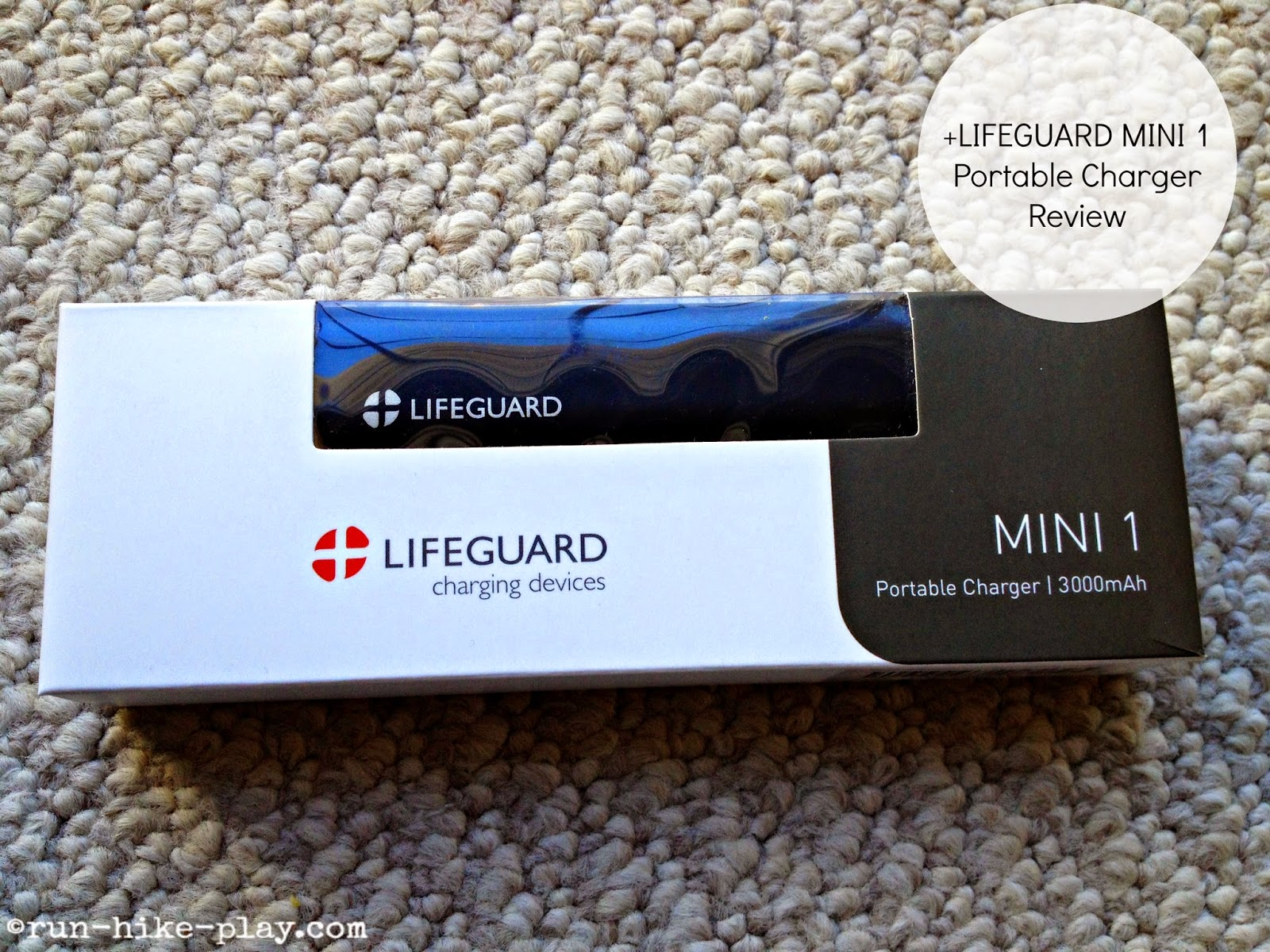 +Lifeguard Mini 1 Portable Charger Review