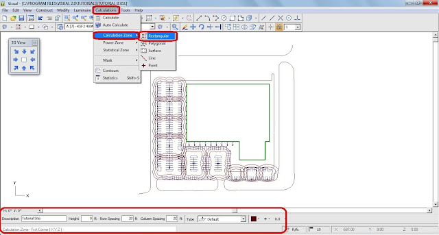 Visual Software For Outdoor Lighting Design Part Five Electrical Knowhow