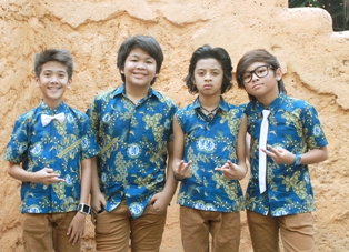 foto terbaru coboy junior 2014