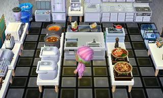 Kitchen Island Acnl kitchen set acnl cute kitchen :3 | acnl town inspo/guides