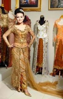 Foto Model Baju Kebaya Pengantin Murah