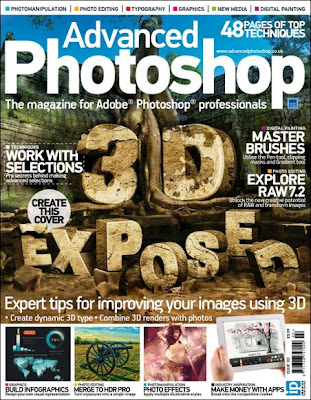 Advanced Photoshop - Issue 102 [2012]