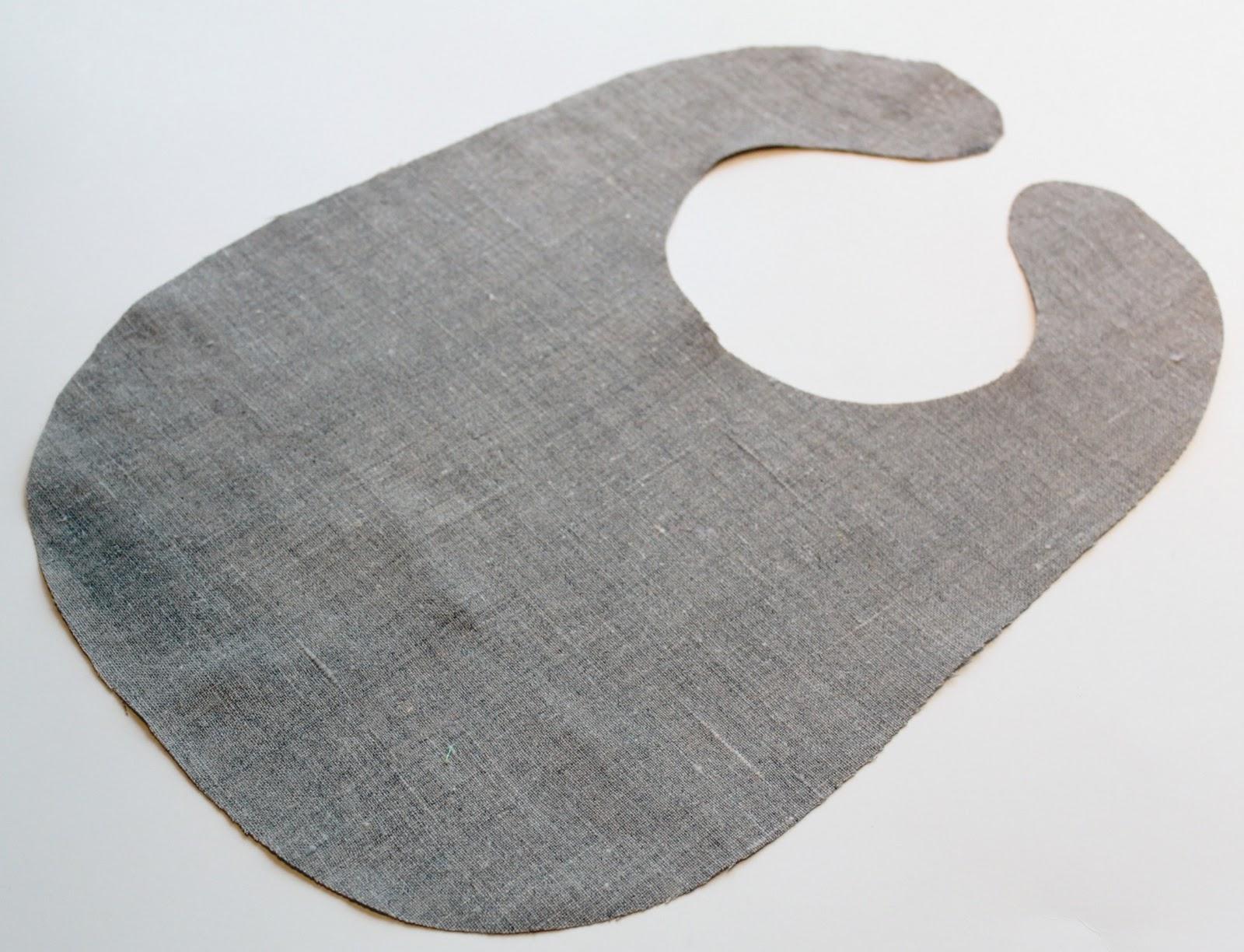 Baby Bib Tutorial - Free Patterns for Baby Bibs - Free Bib Sewing