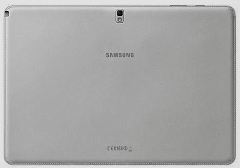 Gambar Samsung Galaxy Note Pro 12.2 Bagian Belakang