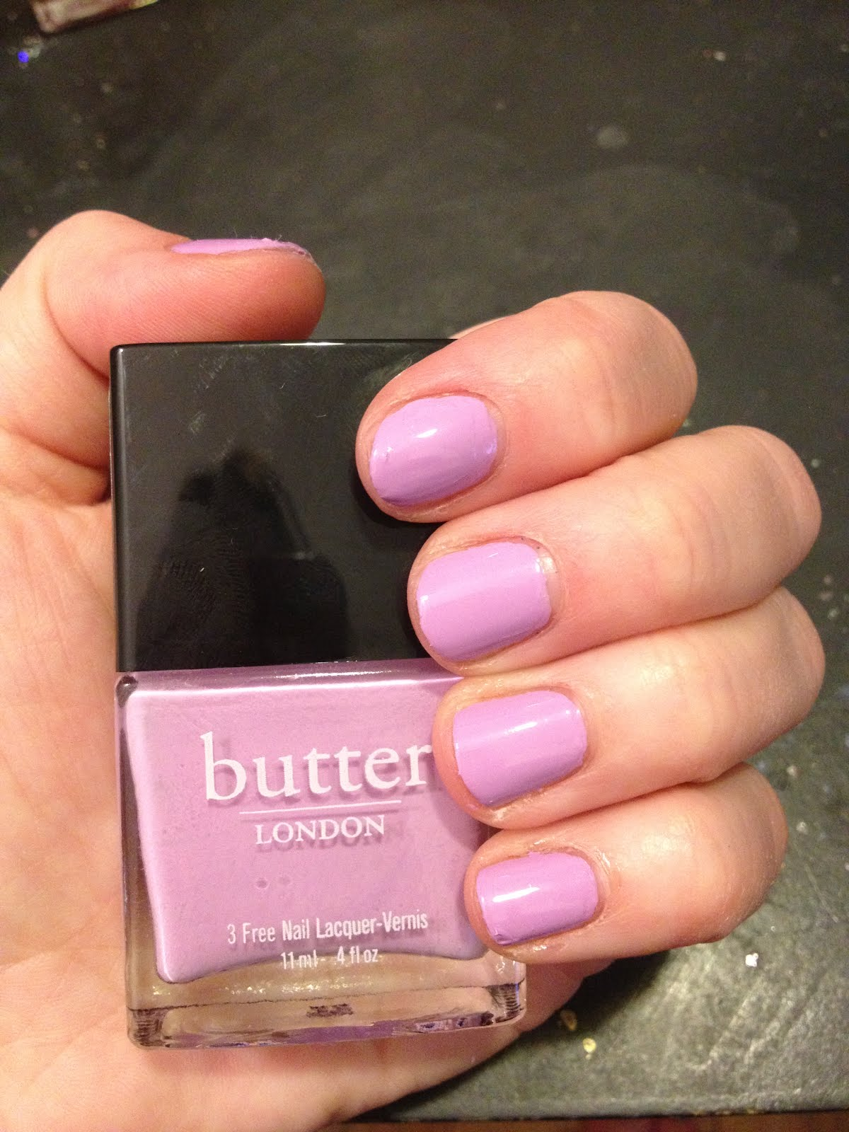 The Beauty of Life: butter LONDON Nail Polish Swatches