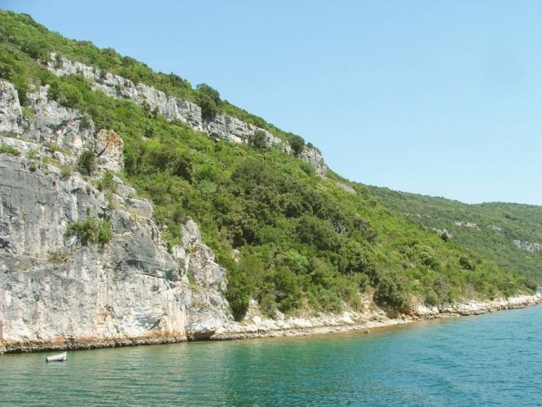 Chorwacja kanał limski