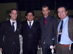 """Conferência Missionária Pr.Gilmar Santos""."