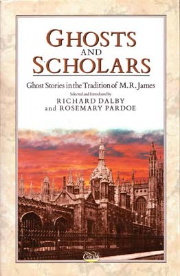 Ghosts and Scholars: Ghost Stories in the Tradition of M. R. James, 1987, copertina