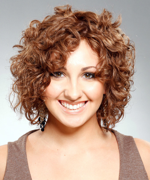 Style Mad Short Curly Hairstyles 03