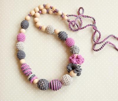 breasfeeding necklace